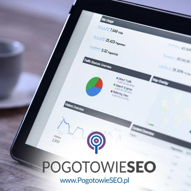Marketing Google moja firma - SEO