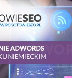 Kampanie AdWords w Niemczech