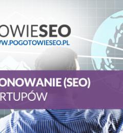 Pozycjonowanie (SEO) dla startupów