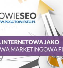 Strona WWW jako podstawa marketingowa dla biznesu i firmy