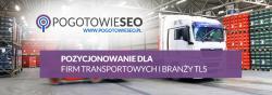 SEO i pozycjonowanie firm transportowych, spedycyjnych - branża TLS