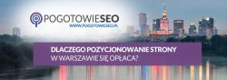 Pozycjonowanie w Warszawie dlaczego warto ?