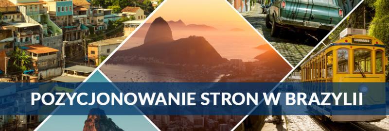 Pozycjonowanie stron WWW w Brazylii