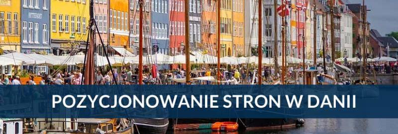 Pozycjonowanie stron i sklepów internetowych Dania