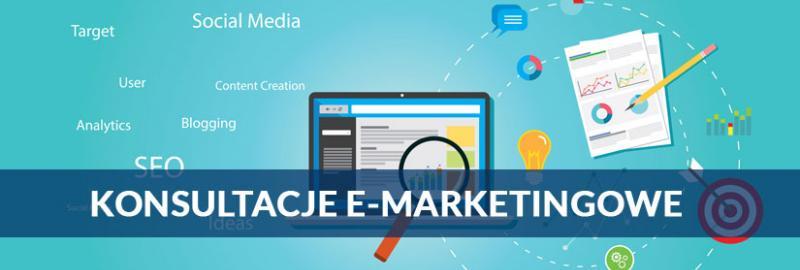 Konsultacje i doradztwo e-marketingowe dla firm