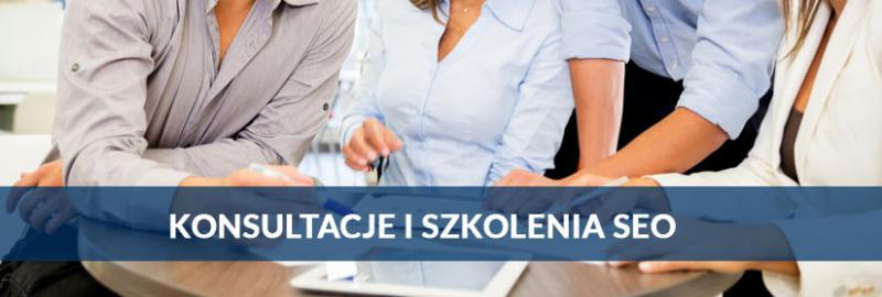 Profesjonalne konsultacje i szkolenia z zakresu SEO