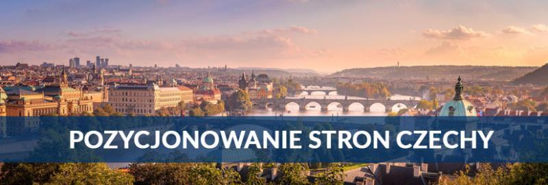 Pozycjonowanie stron WWW w Czechach