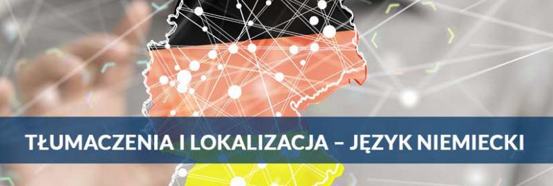 Tłumaczenia i lokalizacja – język niemiecki