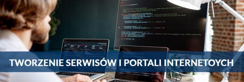Tworzymy oprogramowanie dla firm takie jak portale, serwisy i aplikacje internetowe